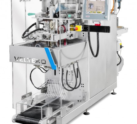 1 Vertical packaging machine HSV 210 SLIM
