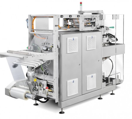 7 Vertical packaging machine HSV 210 SLIM back