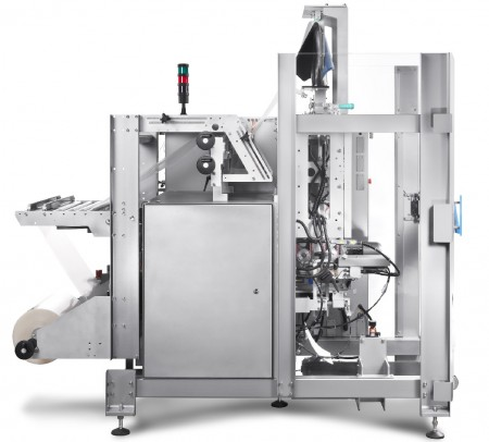 Vertical packaging machine HSV 280 side