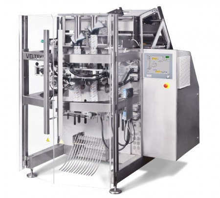 Vertical packaging machine HSV 360 DUPLEX