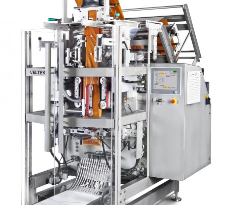 Vertical packaging machine HSV 360